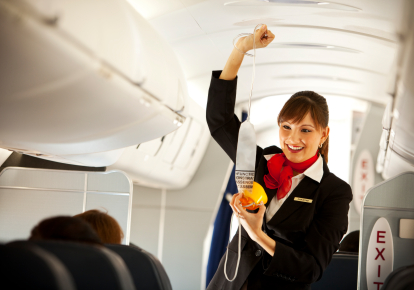 Flight Attendant Salary And Job Description  Interviews  Job Shadow